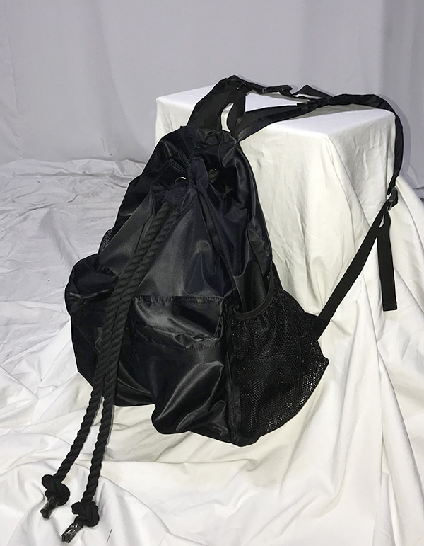 No.7233 rope BIG BACKPACK