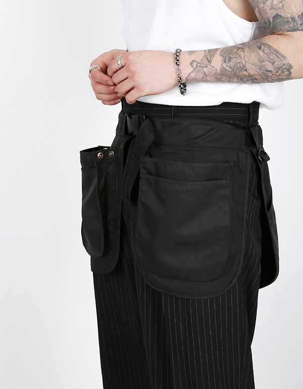 No.7851 pocket apron BAG